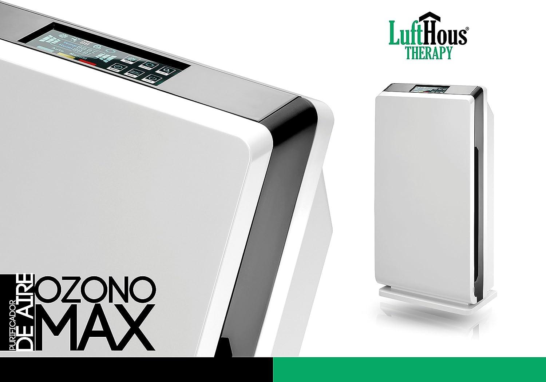 Ozono Max-LUFTHOUS: Amazon.es: Hogar