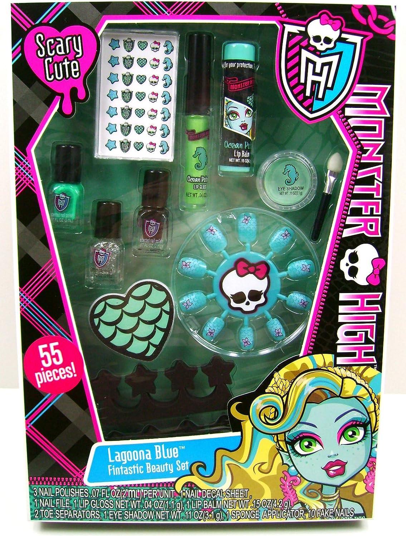 Monster High Makeup Set Direct sale of manufacturer Popularity - Lagoona Blue P 55 Fintastic Beauty