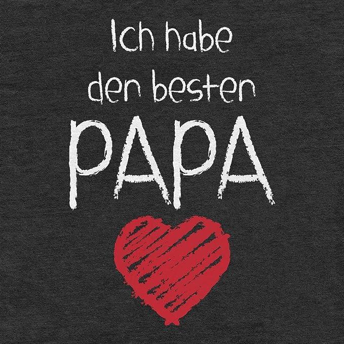 Alles Gute Zum Geburtstag Papa Hab Dich Lieb Unisex Baby T-Shirt Gr 66-93