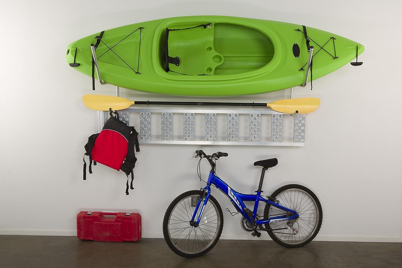 Reese Secure 9550100 Wall-Mount Kayak Storage Rack