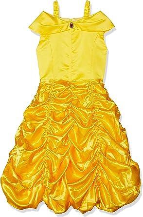 Vestido de fiesta de princesa Belle sin hombros en capas Vestido ...
