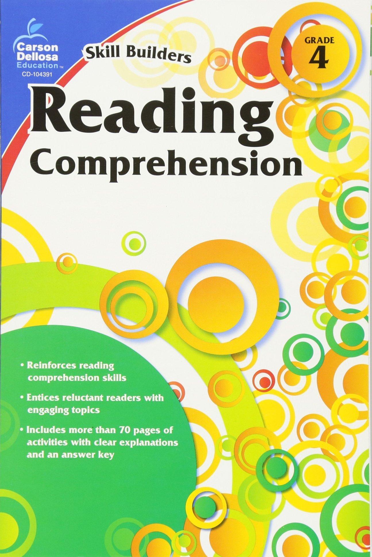 Reading Comprehension, Grade 4 (Skill Builders)