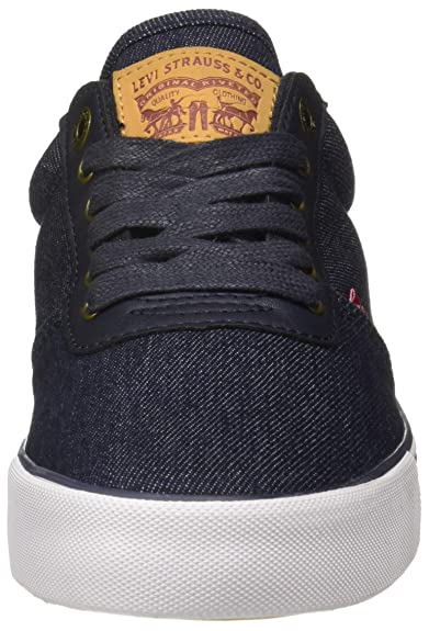 Aiden Denim Sneakers at Amazon
