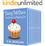 Daisy McDare Ten Book Cozy Mystery Set