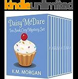Daisy McDare Ten Book Cozy Mystery Set (English Edition)
