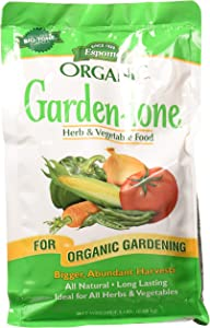 Espoma Organic Garden~tone 3-4-4 Herb & Vegetable Fertilizer (1.5lb)