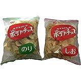 【セット】キクスイドーポテトチップしお味145gとのり味145gセット