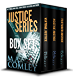 Justice Series Box Set Books 7-9