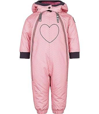 Racoon Baby Mädchen Schneeanzug Amazonde Bekleidung