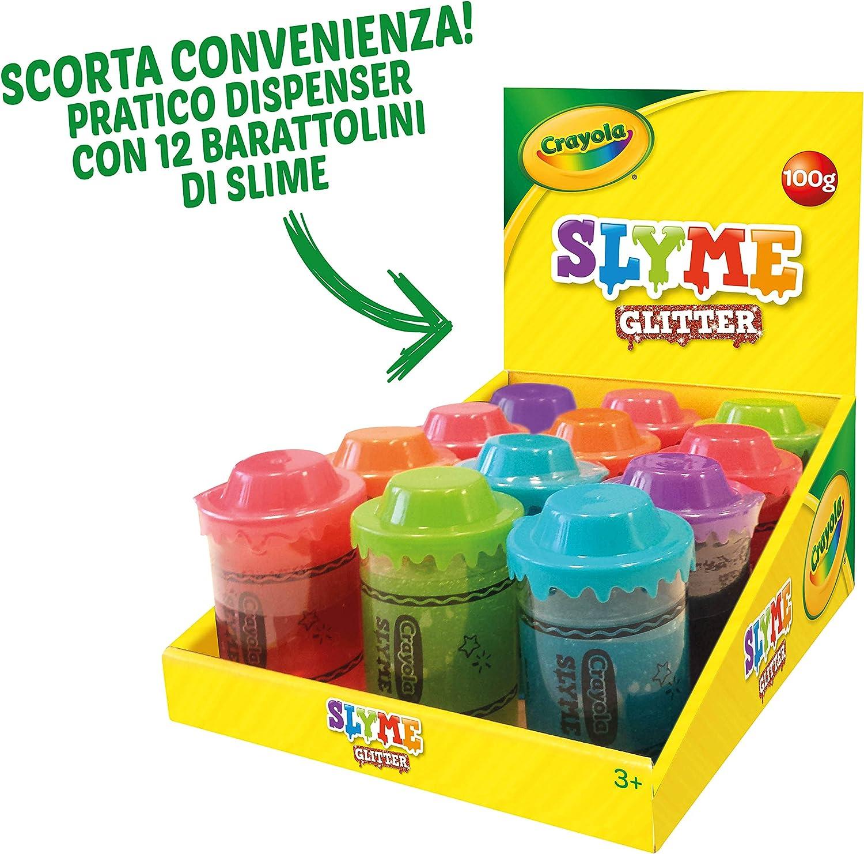 Crayola – Slime, multicolor, A1 – 2032 , color/modelo surtido: Amazon.es: Juguetes y juegos
