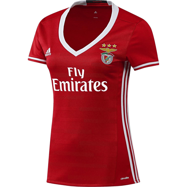 adidas Benfica FC Domicile 2015/16-Maillot Officiel Femme