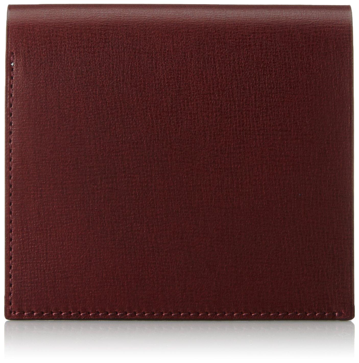 [メゾンドヒロアン] MAISON de HIROAN 財布 ボーデッド 純札 日本製 B010L1NFG8 ワイン ワイン -