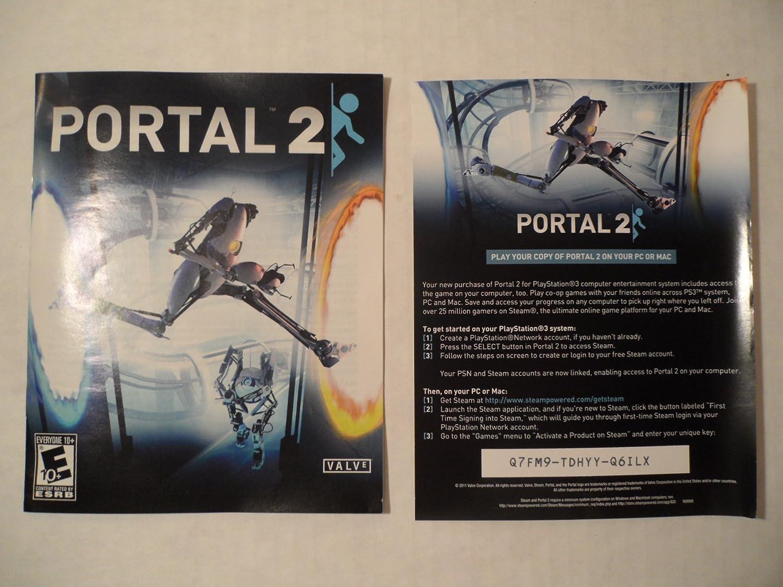 amazon portal 2 game プレイステーション3