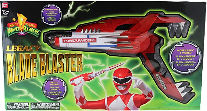 Power Rangers 97376 Blaster Role Play