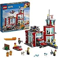 LegoCityItfaiye Merkezi (60215)