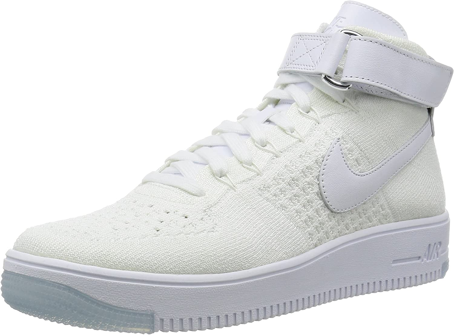 100% genuine arriving another chance Amazon.com | NIKE AF1 Ultra Flyknit Mid Mens Trainers 817420 ...