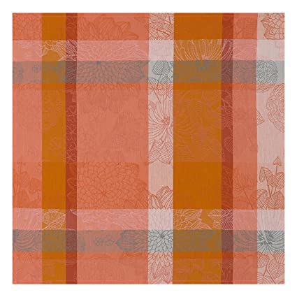 Le Jacquard Francais Toalla de Mesa Marie galante, algodón Peinado, Mangue, 58 x