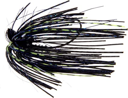 Weedless Bass Jigs Vertical JigX Ultimate Lures Baits 1 OZ Bayou Craw Color NEW