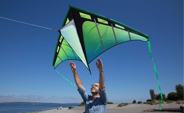 Prism Kite Technology Zenith 5 - Aquilone a Linea Singola Delta Ultraviolet