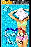 Summer Swim: A Lesbian Romance (English Edition)