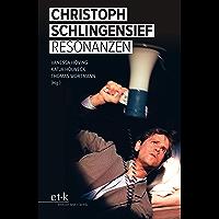 Christoph Schlingensief: Resonanzen (German Edition) book cover