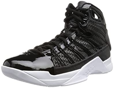 1ff7da536be8 Nike Hyperdunk Lux Men Retro Lifestyle Basketball Sneakers New Black White  - 8