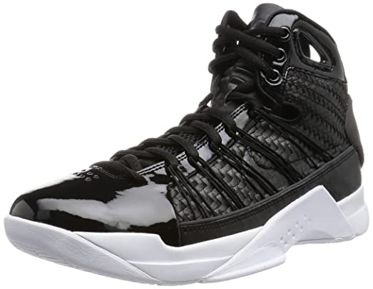 release date: 9890e 0ce28 Image Unavailable. Image not available for. Color  Nike Hyperdunk Lux Men  Retro Lifestyle Basketball Sneakers New Black White ...