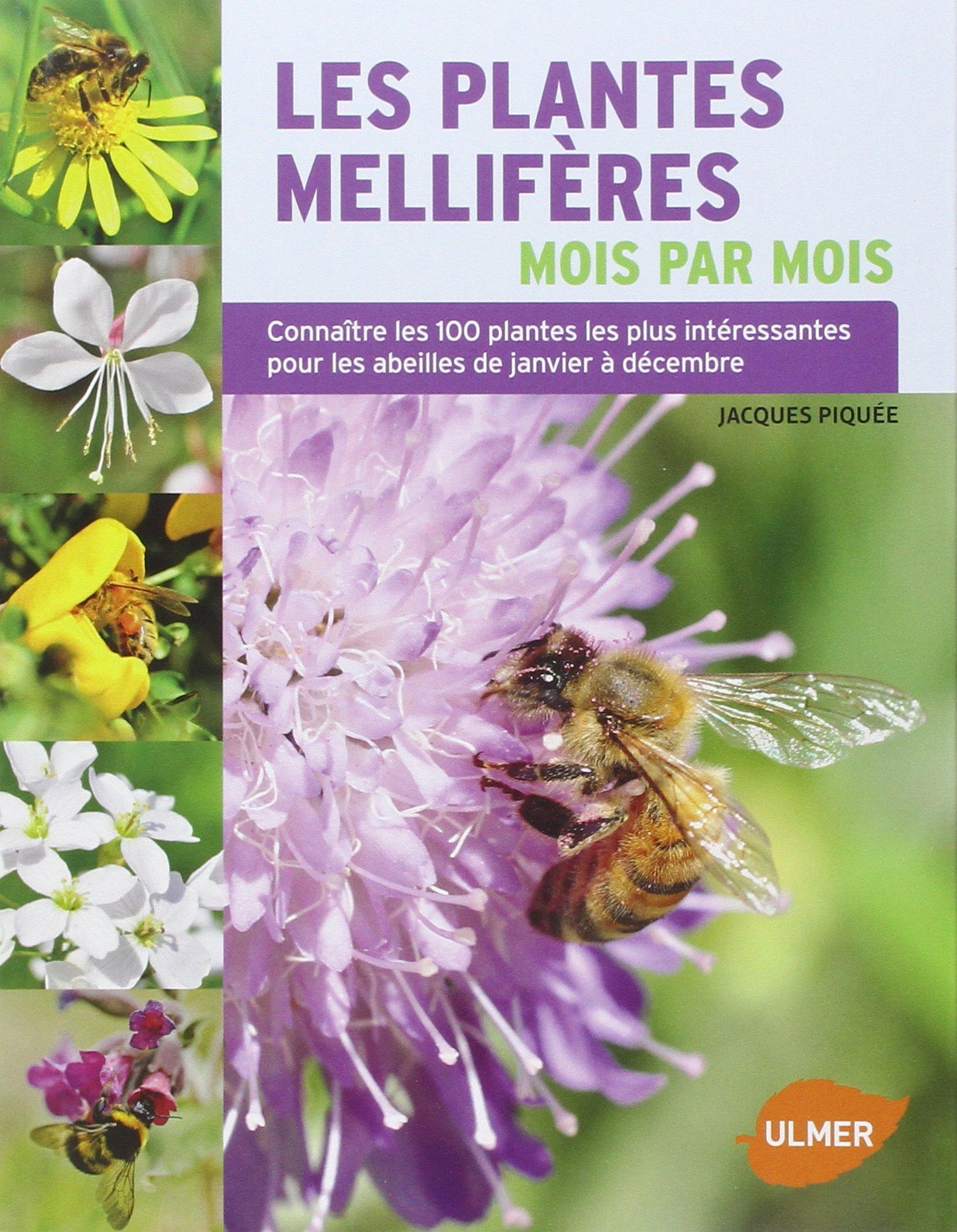 Les Plantes mellifères mois par mois Broché – 6 mars 2014 Jacques Piquee Ulmer 2841387054 Jardinage