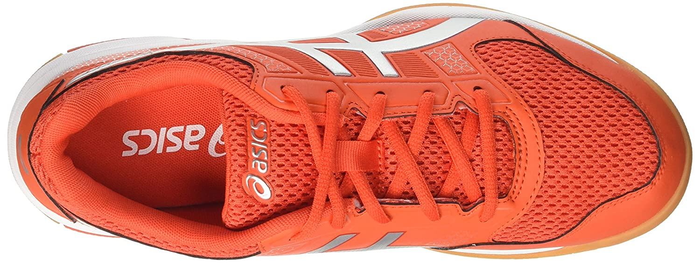 Asics Gel-Rocket 8, 8, 8, Zapatos de Voleibol para Hombre, Rojo (Cherry Tomato/Plata/Fiery Rojo 0693), 48 EU 594d0d