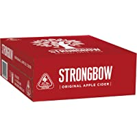 Strongbow Classic Apple Cider Case 30 x 375mL Cans