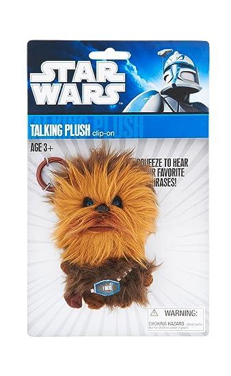 Amazon.com: Joy Toy – star wars de peluche llavero con ...