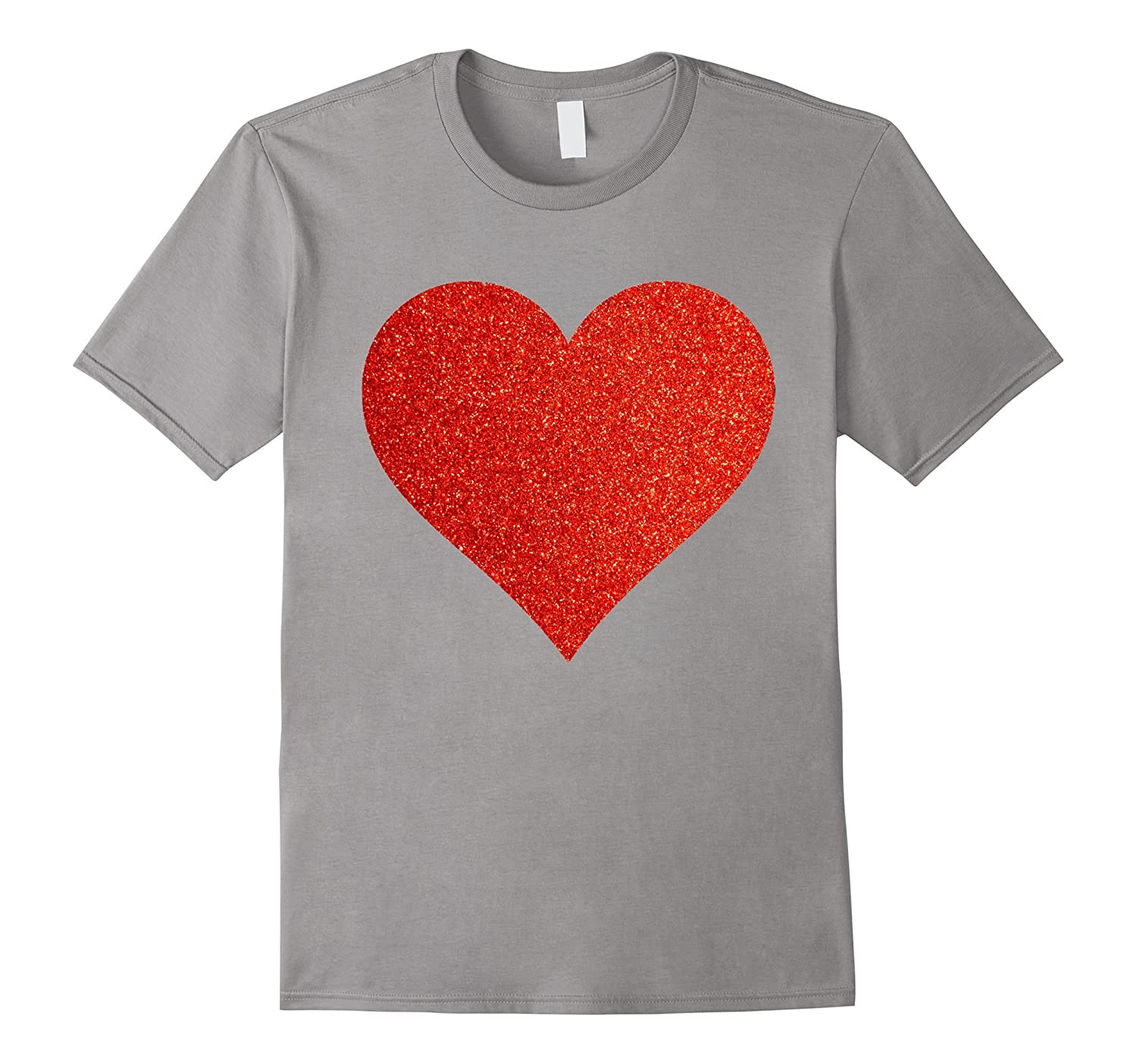 Fancy Red Heart T Shirt Love Happiness Symbol Ah My Shirt One Gift