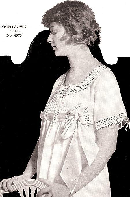 Amazon Vintage Crochet Pattern To Make Antique Filet Crochet