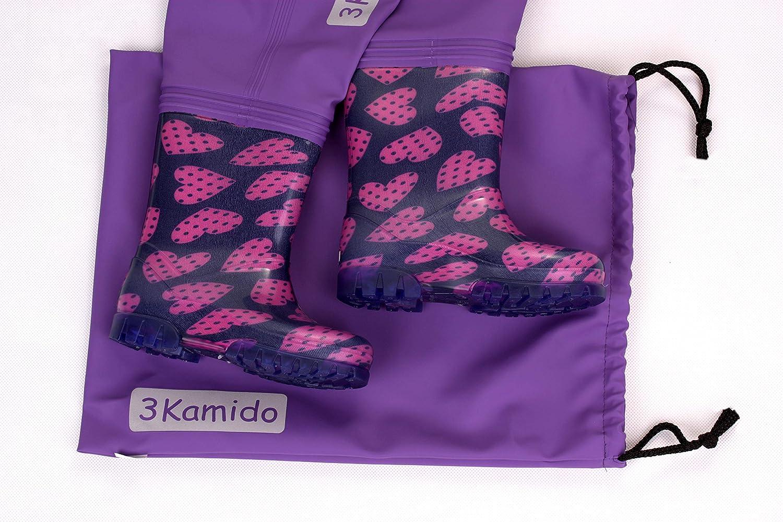 fishing boots buckle FixLock Nexus adjustable waist splash suit teens junior waders 20 3Kamido kids chest waders 10 models UK 4 toddler - UK 2 adult durable suspenders 35 EU