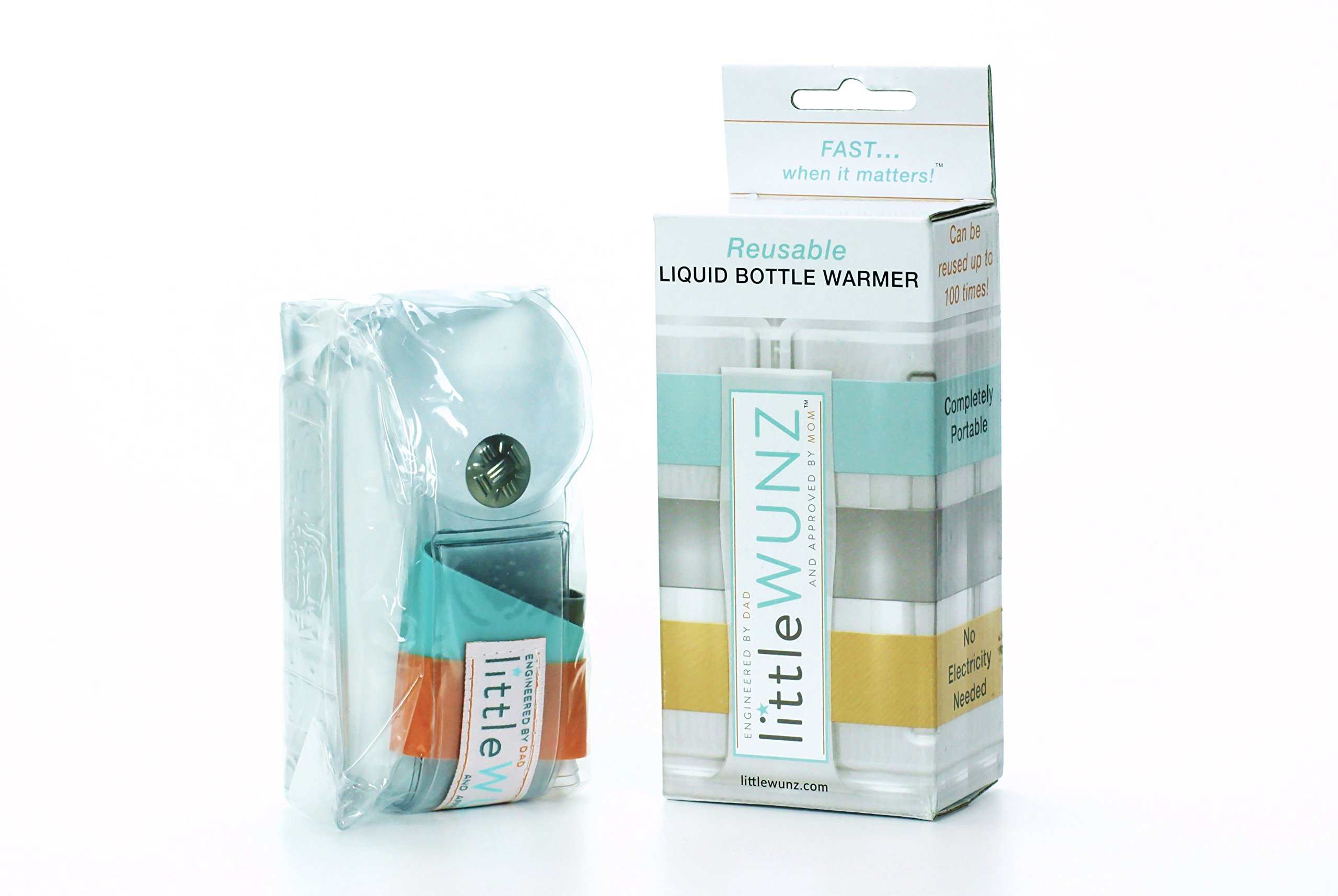 LITTLEWUNZ Reusable Liquid Bottle Warmer by littleWUNZ (Image #3)