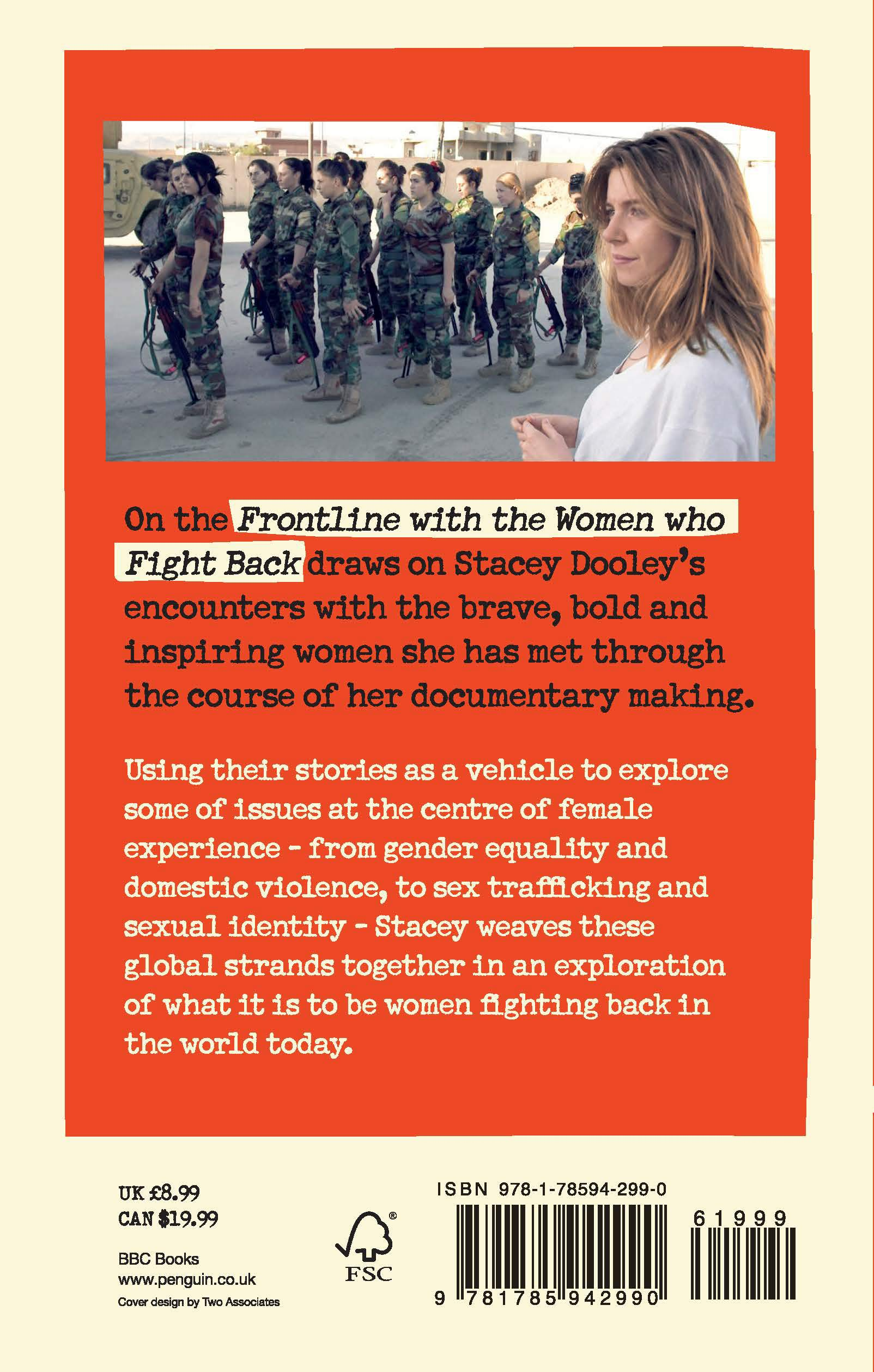 Madison Women Fighting Back By Taking >> On The Front Line With The Women Who Fight Back Amazon Co Uk
