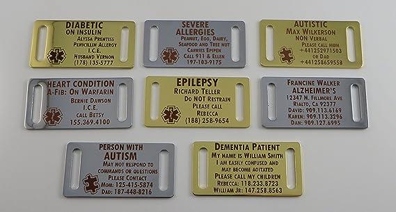 Amazon.com: PREMIUM autismo autista Aspergers pulsera ...