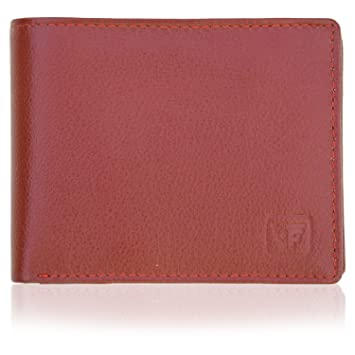 515e6edeab11 Fashion Freak Men s Leather Wallet (Brown)  Amazon.in  Bags