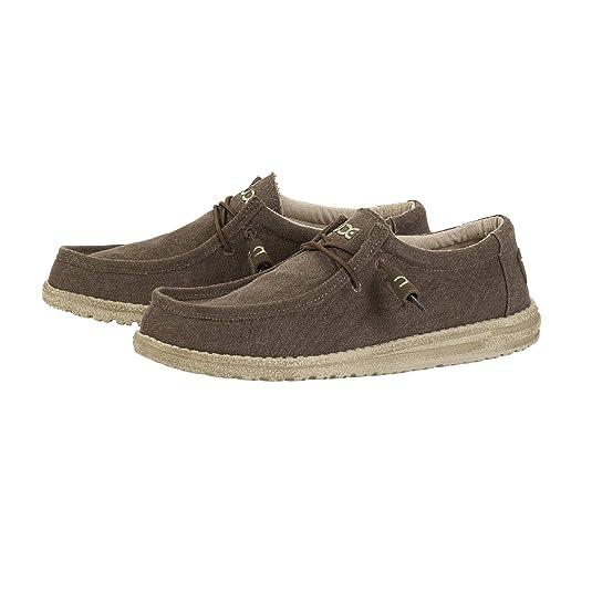 Dude Shoes Men's Wally Classic Wenge UK8 / EU42 yiUQF