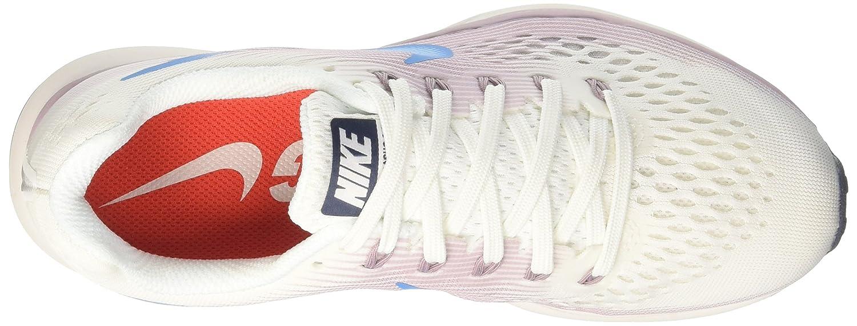 Nike Air Zoom Pegasus 34, Zapatillas de Running para Mujer, Multicolor (Summit White/Equator 105), 39 EU: Amazon.es: Zapatos y complementos