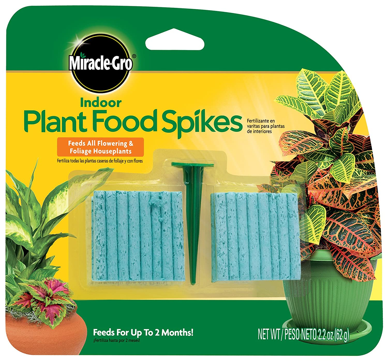 Miracle-Gro Indoor Plant Food,...
