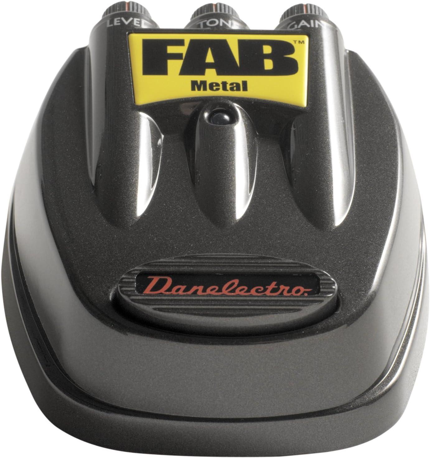 Danelectro D-3 - Pedal distorsión para guitarra