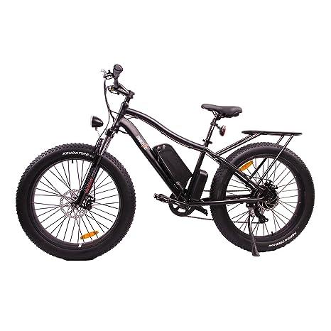 Amazon.com: Breeze Miri Electric Bike Fat Tire-Ebike ...