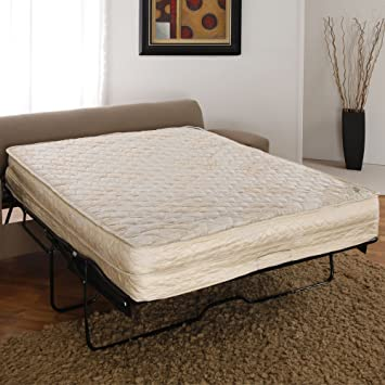 "AirDream Hypoallergenic Inflatable Mattress with Electric Hand Pump for Sleeper  Sofas, 60"" ..."