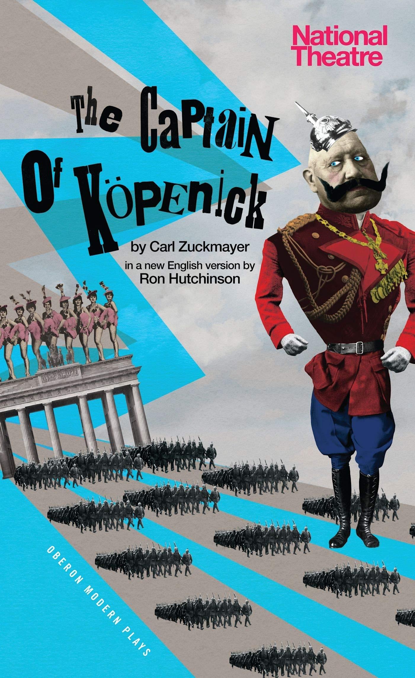The Captain of Köpenick (Oberon Modern Plays): Amazon.es ...