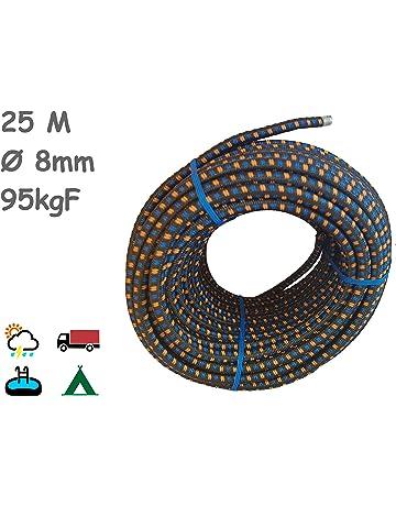 12 x tendeur élastique sangles élastiques Bagage Crochets Corde Extensible Cravate vélo remorque de voiture