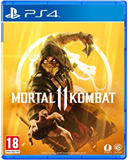 Amazon com: Mortal Kombat 11 - PlayStation 4: Whv Games