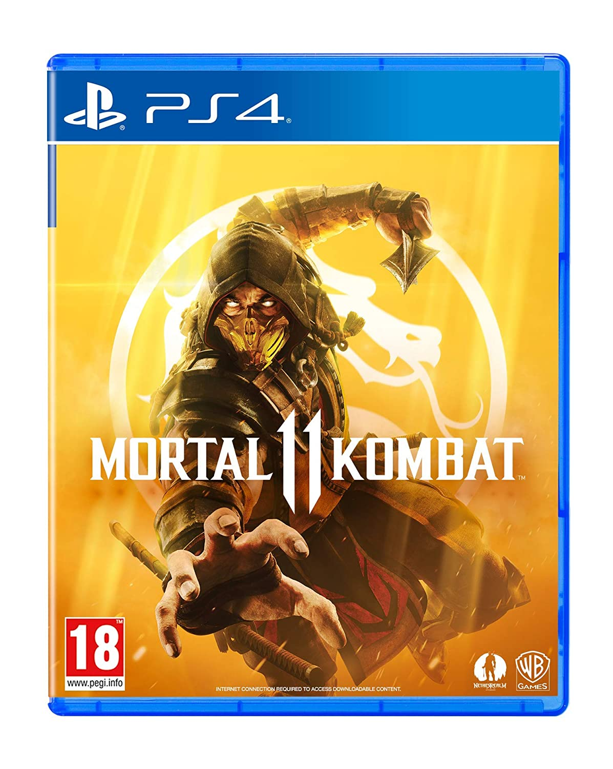 Amazon Com Mortal Kombat 11 Ps4 Video Games