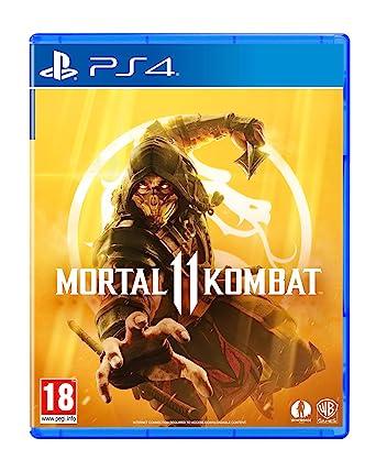 Amazon Com Mortal Kombat 11 Ps4 Video Games