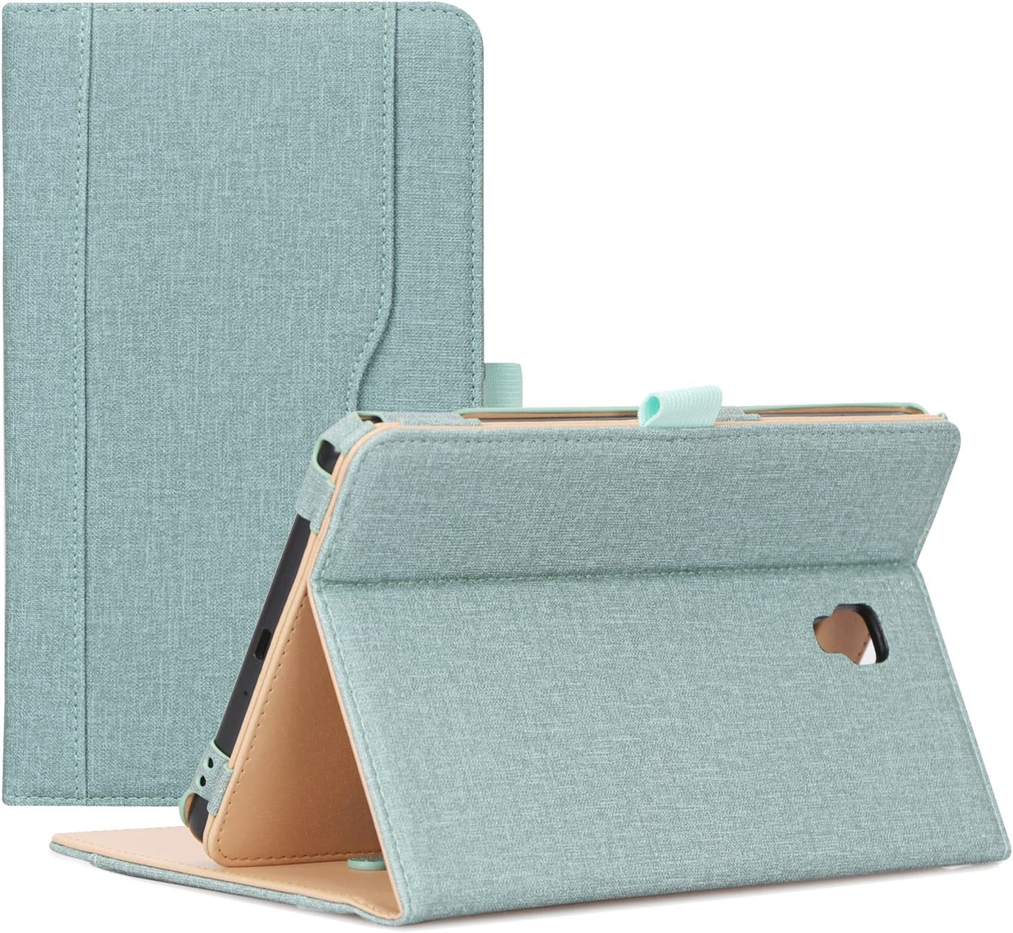 ProCase Galaxy Tab A 8.0 Case 2017 Model T380 T385 - Stand Folio Case Cover for 8.0 inch Galaxy Tab A Tablet 2017 T380 T385 -Teal